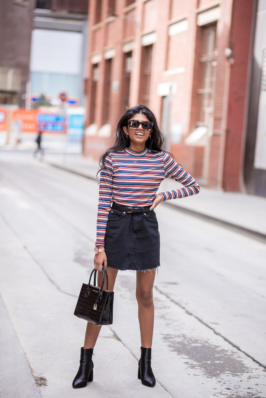 Stripes Outfit Full
