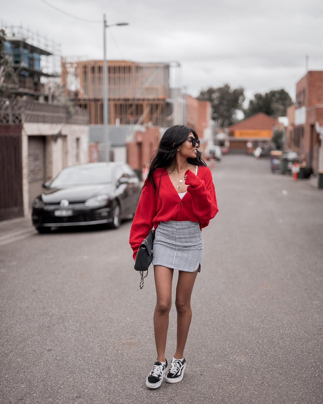 Oversize Styles Full Length Walking