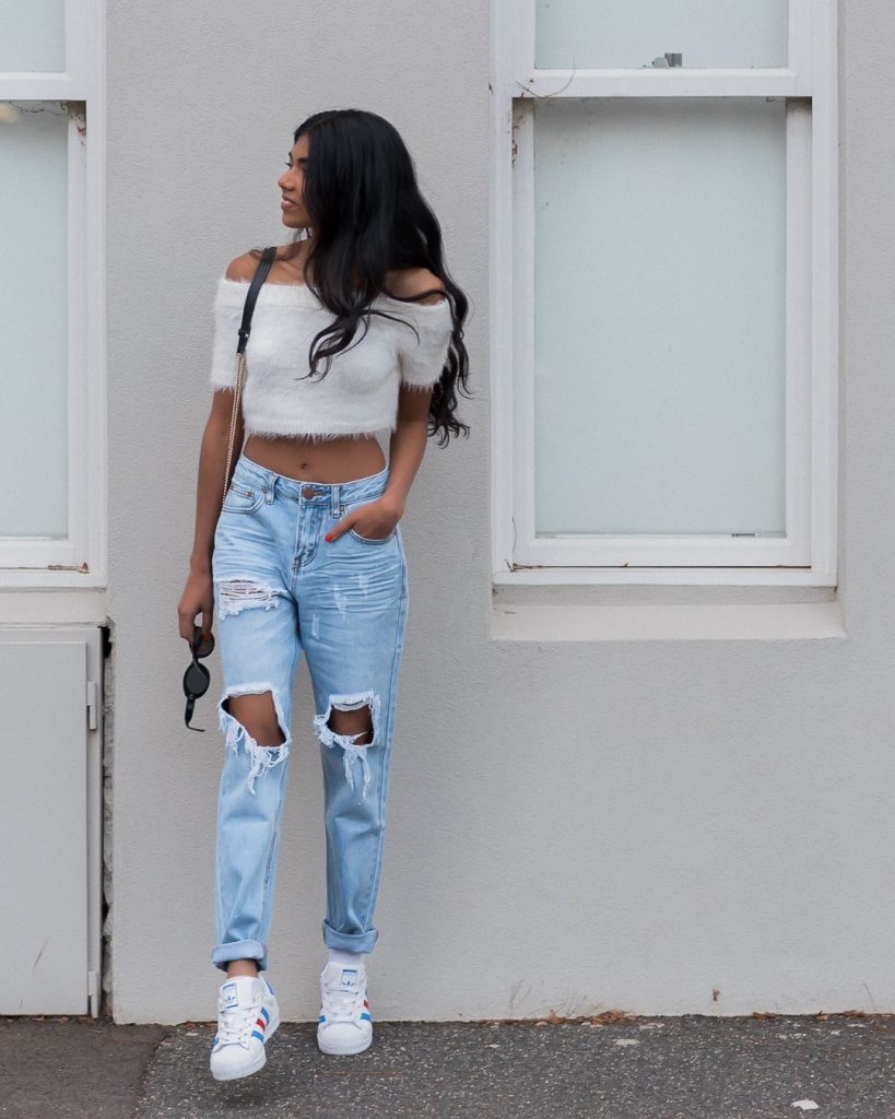 5 of the Most Trendy Ways to Wear Ripped Jeans