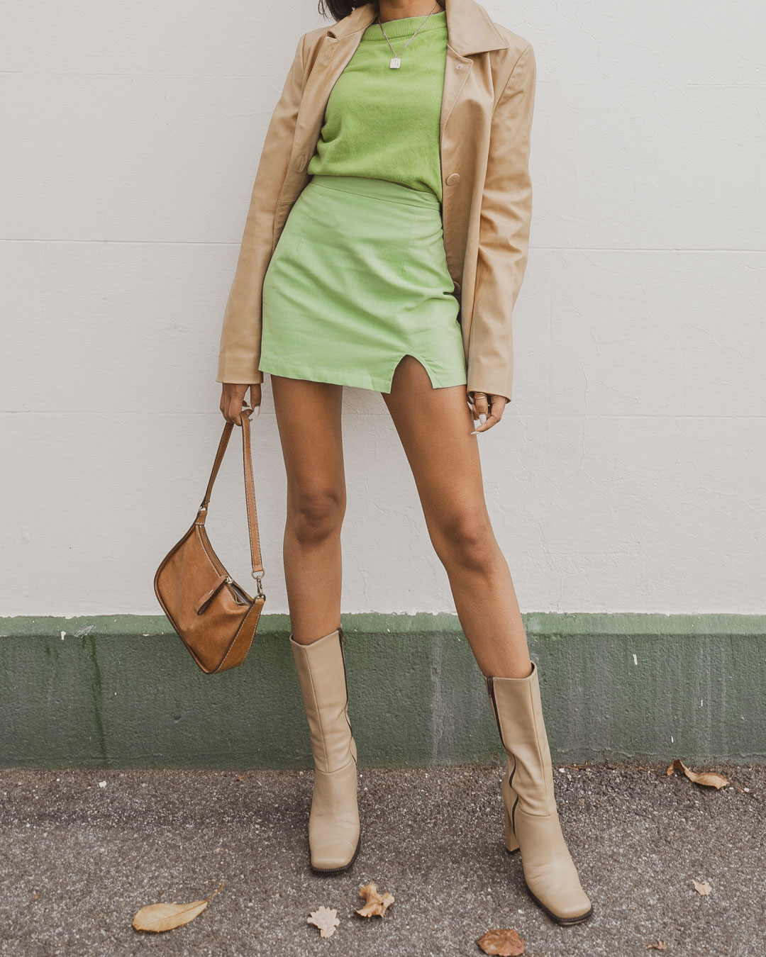 Green Outfit Image