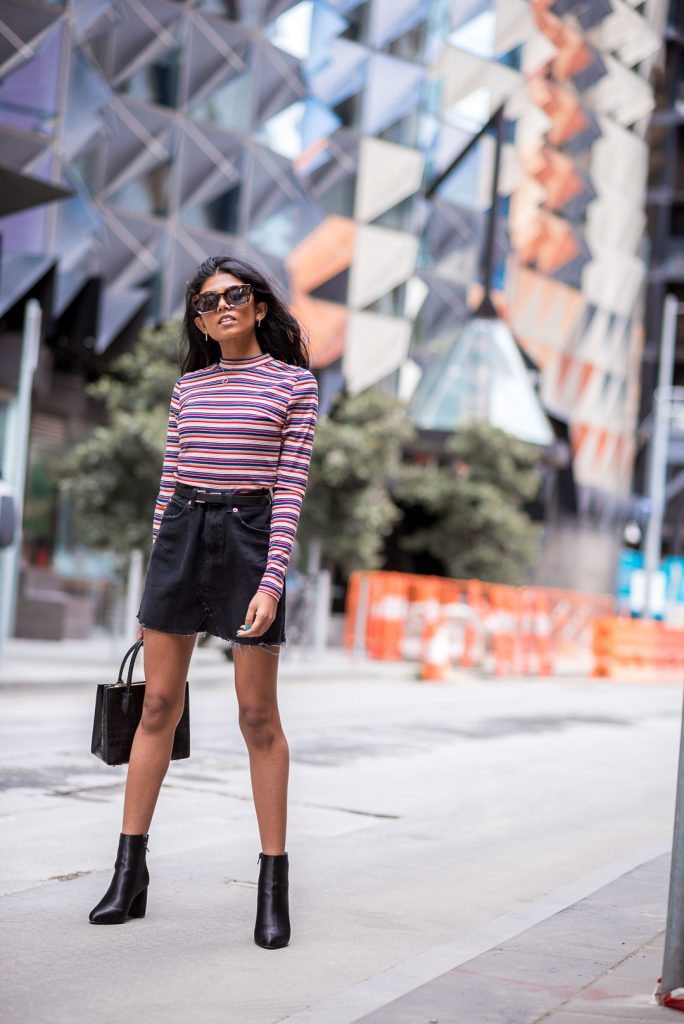 How to Wear Stripes in Spring